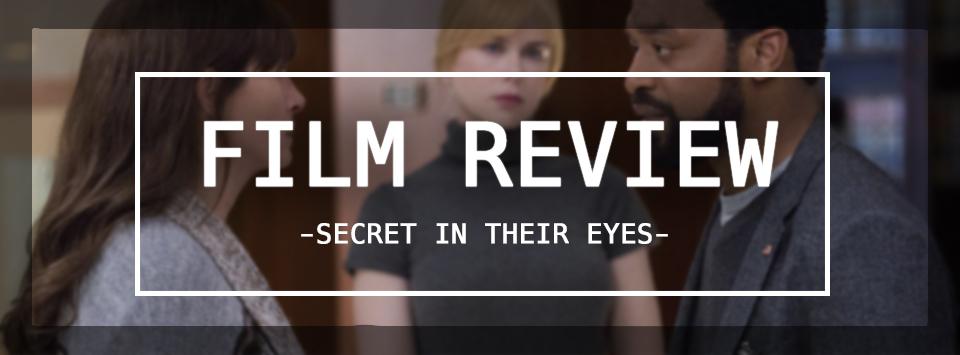 Secret in their Eyes(2016)